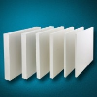 Белый ПВХ вспененный (стандарт) RS Foam 2030х3050х10 мм